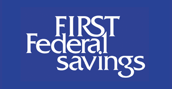 First Federal Savings logo and link