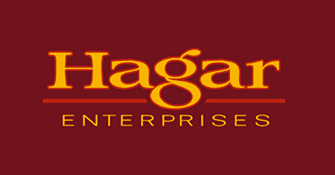 Hagar Enterprises logo and link
