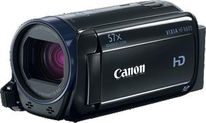 Canon HD Vixia HF R600